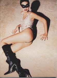 Adriana Lima per Gai Mattiolo Foto E.Von Unverth