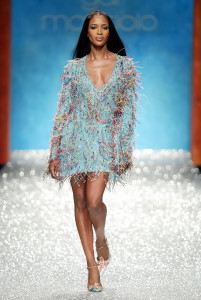 Naomi Campbell 2011 primavera-estate catwalk