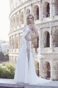 Shooting Sposa Colosseo Gai Mattiolo 2