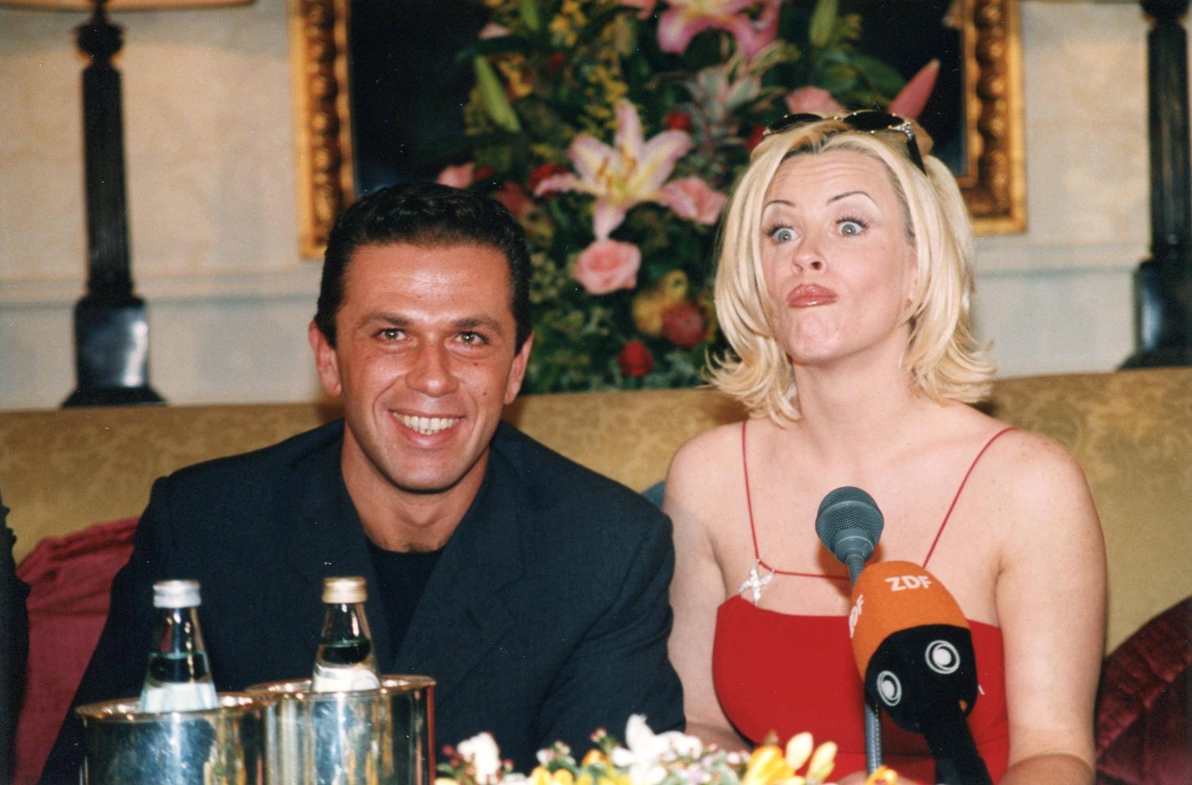Jenny Mccarthy e Gai Mattiolo insieme