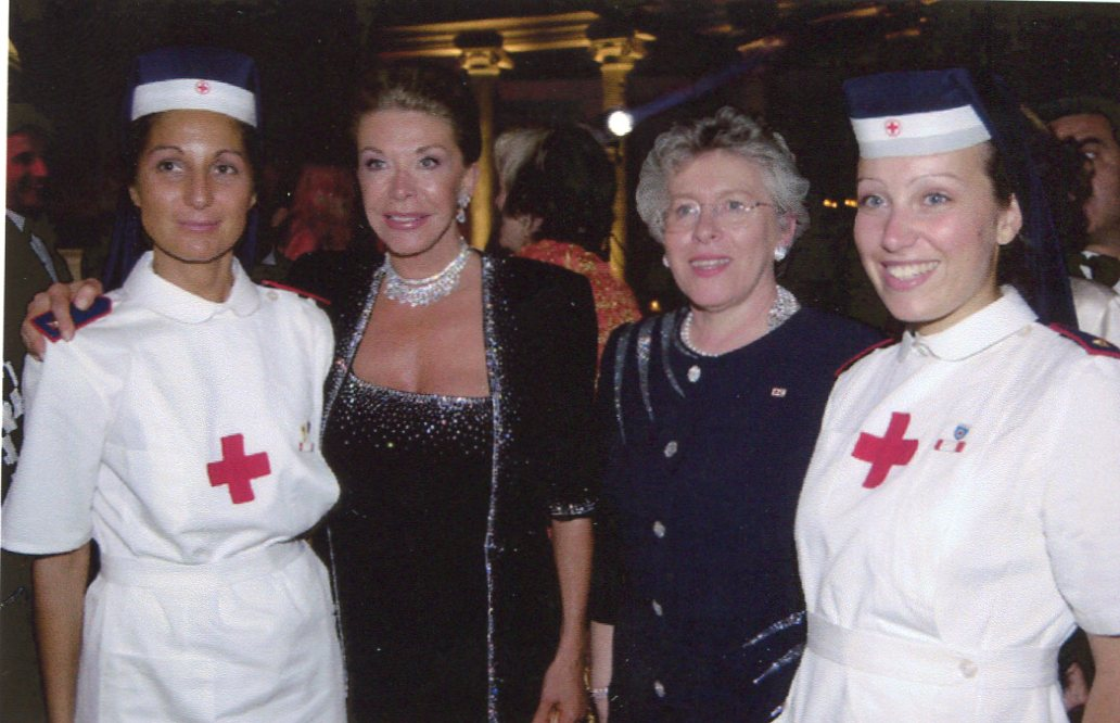 Marina Doria all'evento Gai Mattiolo